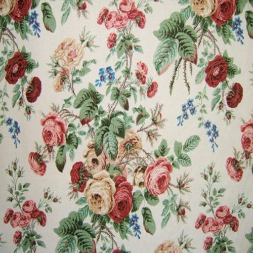Evesham Rose by Colefax & Fowler