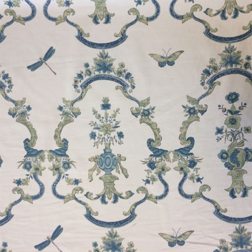 Qing Cartouche by Zoffany