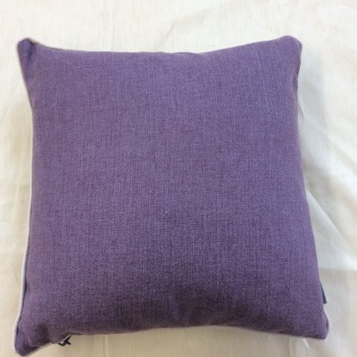 Anderson Cushion in Plum