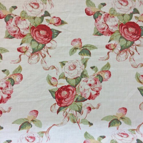 Laetitia by Colefax & Fowler Designs 2.45metre Length floral pattern