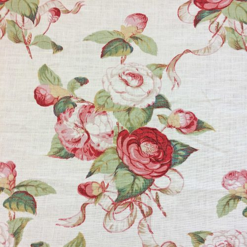 Laetitia by Colefax & Fowler Designs 1.75metre Length Length small floral bouquet