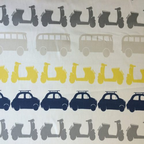 Here, There and Everywhere Vehicles by John Lewis