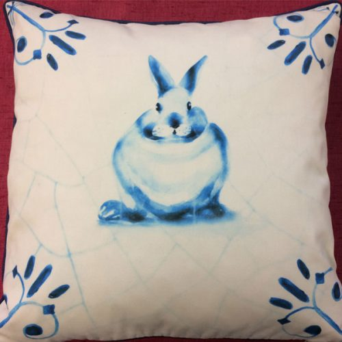 Rabbit Blue by Libra