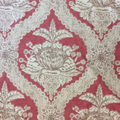 Hadon Hall Damask by F Schumacher