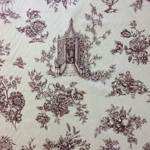 English Toile by Arthur Sanderson & Sons