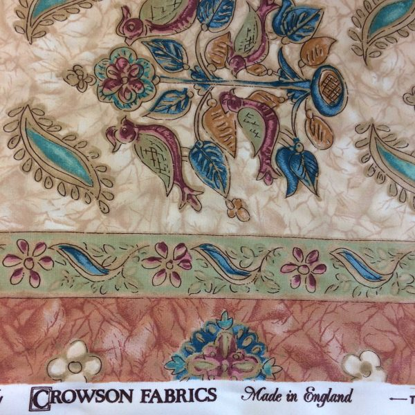 Kashmir By Crowson Fabric Digby Amp Willoughby