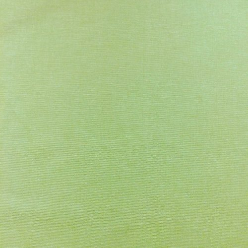 Plain Lime Green Cotton Fabric on the roll