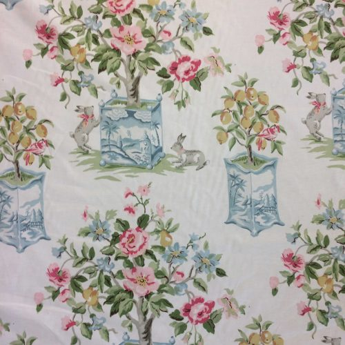 Lemon Tree by Travers & Co design pattern repeat